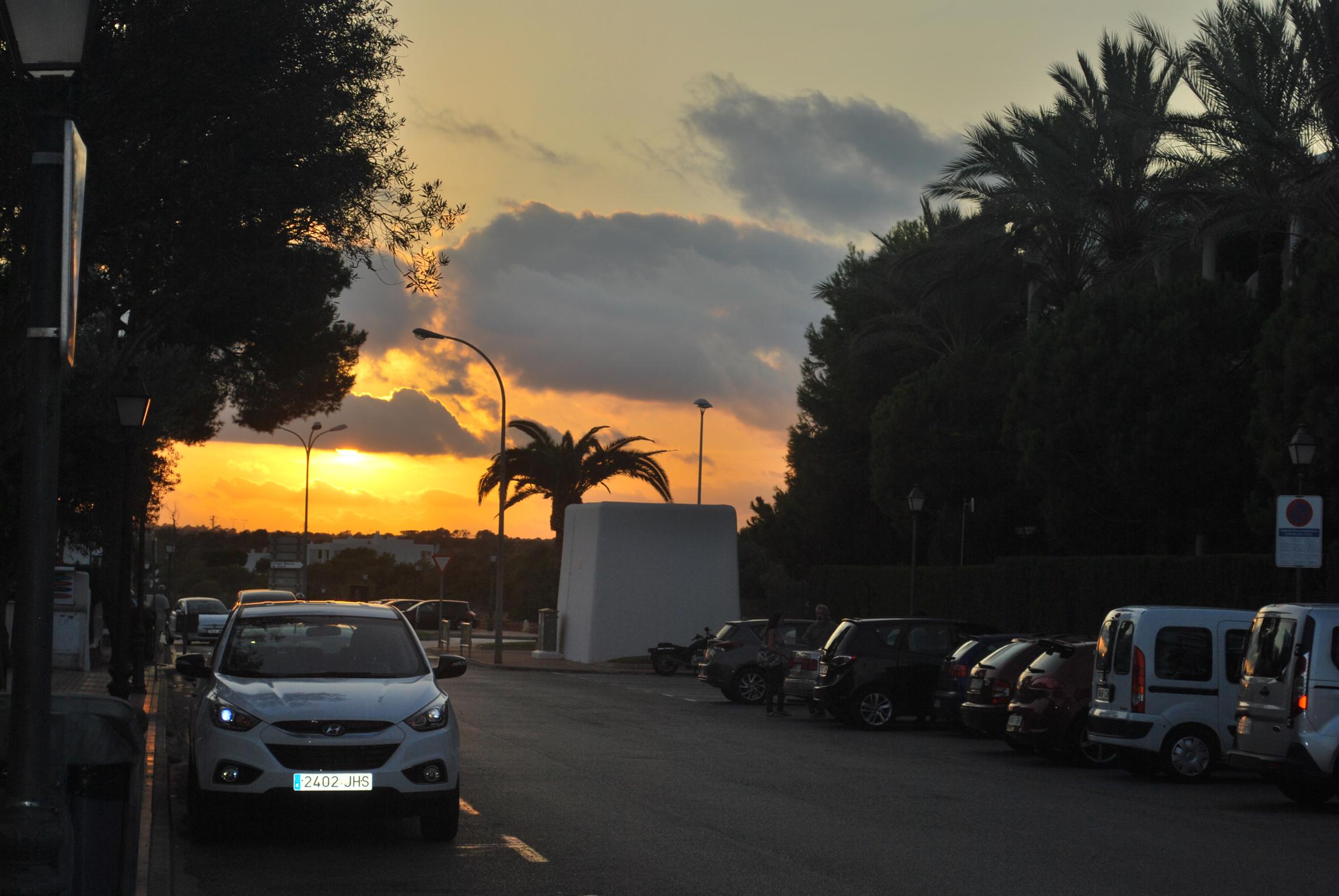 sunset-in-cala-dor