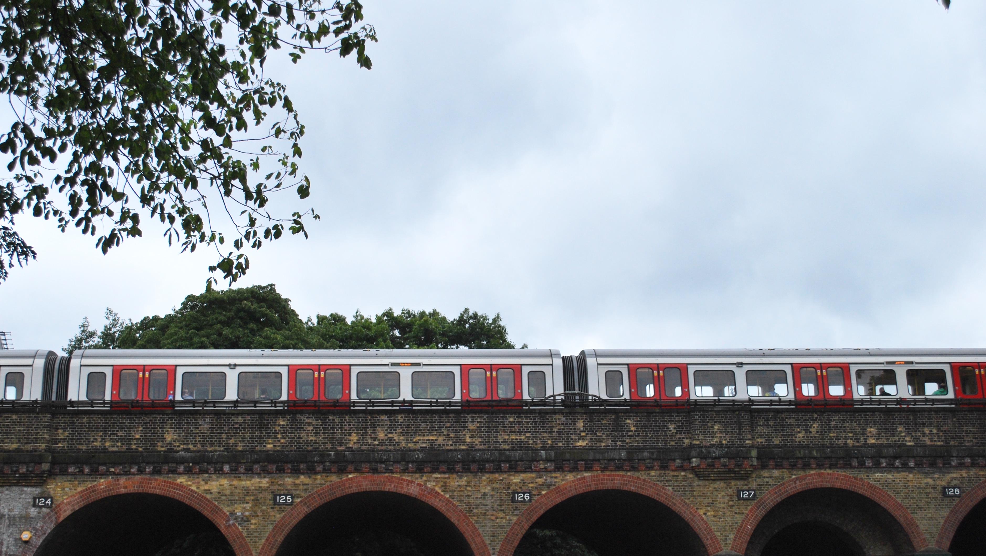 train in west london